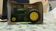 John Deere 1934 Model A Narrow Front Rubber Tires Diecast Tractor