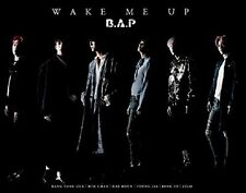 B.A.P WAKE ME UP web Limited Edition CD Japan