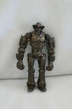 "Bootleg Real Steel 5"" Figure Wave 2 Six Shooter Action Figure Lightup Loose toy"