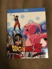DragonBall Z: Season Nine (Blu-ray Disc, 2014, 4-Disc Set) BRAND NEW