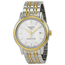 New Tissot T-Classic Carson Two-Tone Automatic Men's Watch T0854072201100