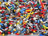 LEGO 1/4 lb of Mixed Colors Bulk Lot of Bricks Plates Specialty Parts Pieces