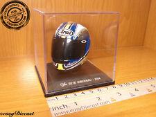 SETE GIBERNAU MOTO-GP Arai Helmet 1/5 2004 Nuovo di zecca!!!