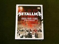 METALLICA ORGULLO PASION Y GLORIA LIVE IN MEXICO LIMITED AR BOX 2x DVD 2x CD New