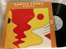 MARION BROWN Duets Wadada Leo Smith Elliott Schwartz Arista Freedom 2 LP
