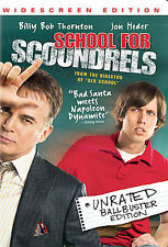 School for Scoundrels (Unrated Widescreen Edition), New DVD, Matt Walsh, Jon Hed