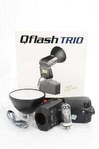 Quantum Qflash TRIO QF8P TTL for Panasonic #159