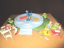 PLAYMOBIL - Piscina con accesorio