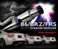 TOMEI EXPREME Ti TITANIUM MUFFLER for 86/BRZ/FRS TYPE-60R-440020