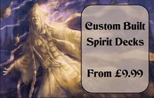 Custom Built Spirit Deck - Magic: the Gathering