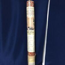 "New* Ambria* Matchstick Bamboo Roman Shade 30""x72, W/ 6"" Valance"