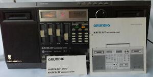 Grundig Satellit 4000 Recorder Stereo Radiorecorder Weltempfänger