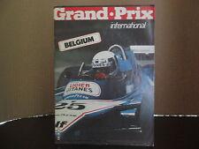 GRAND . PRIX INTERNATIONAL No 18 MAY 12th 1980
