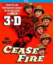 Cease Fire [New Blu-ray]