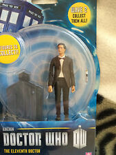 Dr who   wave 2, 11th  doctor  in tweed 3.75 inch figure