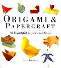 Origami and Papercraft by Vivian Frank and Paul Jackson (1996, Hardcover)