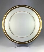 New ListingFaberge China Empress Elizabeth Pair of Dinner Plates Excellent Condition New!