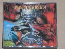IRON MAIDEN -Virtual Eleven- 2xCD BOX JAPAN PRESSUNG