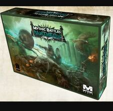 Mythic Battles Pantheon kickstarter God Pledge pre sales