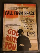 Fall From Grace DVD OOP RARE LIKE NEW MINT Westboro Baptist Church Documentary