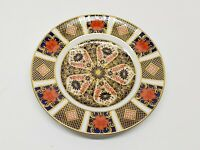 "MINT Royal Crown Derby Old Imari 6 1/4"" Bread & Butter Plate 1128 XLIX"