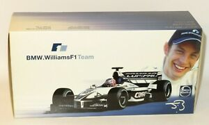 1/18  Williams BMW FW22   2000 Season  Jenson Button  BMW Promo Model