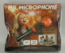 Vintage 1980s Ronco #1280 Mr. Microphone Wireless Mic Brand New Factory Sealed!