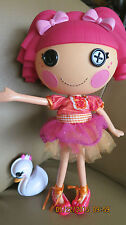 LALALOOPSY - full size doll - TIPPY TUMBELINA