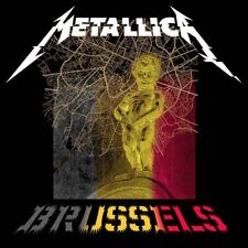 METALLICA / World Wired Tour 2019  / Brussels, BELGIUM - June 16, 2019
