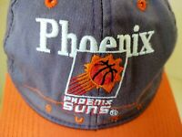 Vtg Phoenix Suns NBA Basketball Adjustable Hat Adjustable Snapback Strap Cap