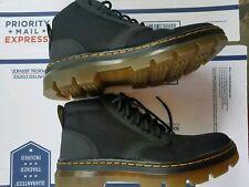 Doc Dr. Martens Bonny Black boots Size 6 M women's size 8 NEW AUTHENTIC hiking