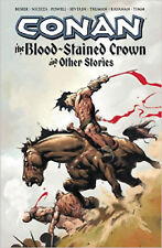 Conan: The Blood-Stained Crown and Other Stories (Conan (Dark Horse Unnumbered))