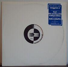 "JEAN MICHEL JARRE Oxygene 8 Remixes EXC 1A/1A US PROMO 12"" EP Hani-Takkyu Ishino"