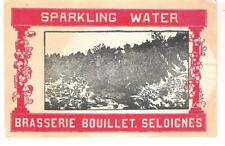 Brasserie Bouillet Seloignes