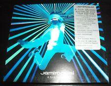 Jamiroquai A Funk Odyssey Australian Tour Edition 2 CD Featuring Remixes Disc