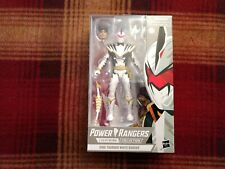 Dino Thunder White Ranger - Power Rangers Lightning Collection Figure (Opened)