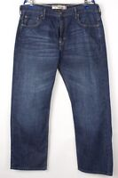 Levi's Strauss & Co Hommes 569 Desseré Jeans Jambe Droite Taille W36 L30 BCZ979