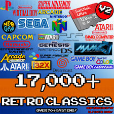 128 GB Retropie 3B+ & 3B SD Card - ULTIMATE Collection V2! 70+ Systems! Videos!