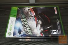 Ridge Racer Unbounded (Xbox 360 2012) FACTORY SEALED! - EX!