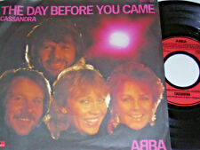 "7"" - ABBA - Day before you came & Cassandra - 1982 # 0037"