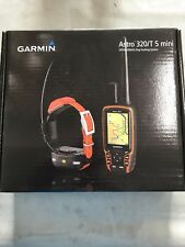 New Garmin Astro 320 T5 Mini Collar - GPS GLONASS Dog Tracking System