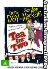 Tea For Two  DVD NEW, FREE POSTAGE WITHIN AUSTRALIA REGION ALL