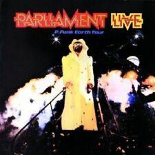 PARLIAMENT - P.FUNK EARTH TOUR  CD  13 TRACKS INTERNATIONAL POP / FUNK  NEU