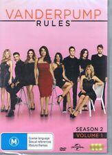 VANDERPUMP RULES Season 2, Volume 1 (3 x DVD Set) NEW & SEALED Free Post