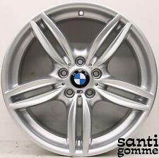 CERCHIO IN LEGA 8,5 X 19 BMW S 5 F10 F11 ORIGINALI 7842652 STYLE M351