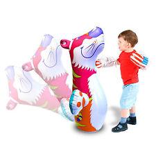 Tigre Inflable 80cm Bolsa Boxeo Punch Bop 3D Niños Para Exterior E Interior Juego Juguete 44669