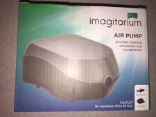 Imagitarium Air Pump 2.5 W for 10 to 30 gal Tanks