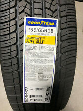 1 New 235 65 18 Goodyear Assurance CS Fuel Max Tire