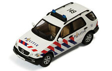 "Mercedes ML320 ""Dutch Police"" 2003 (IXO 1:43 / MOC050)"