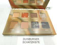Beetique Eyeshadow Palette Matt Braun töne 8 Farben 8x1 g Y-BSC 001